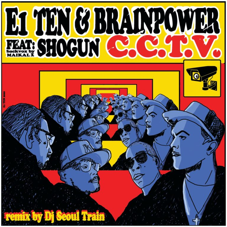 E1-Ten - CCTV - Seoul Train Remix